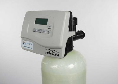 Hellenbrand Iron Curtain Jr. Water Softener